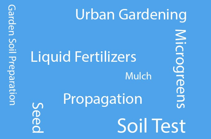 Glossary of Gardening Terms